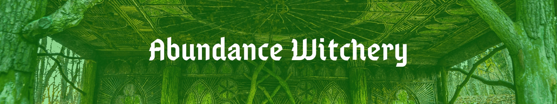 Abundance Witchery