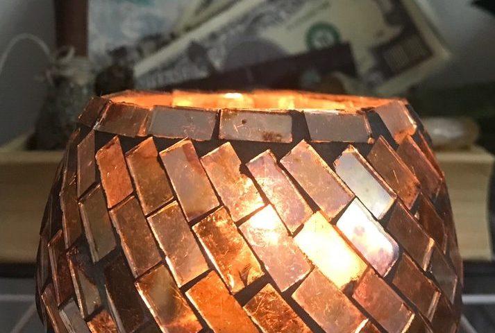 money candle magic