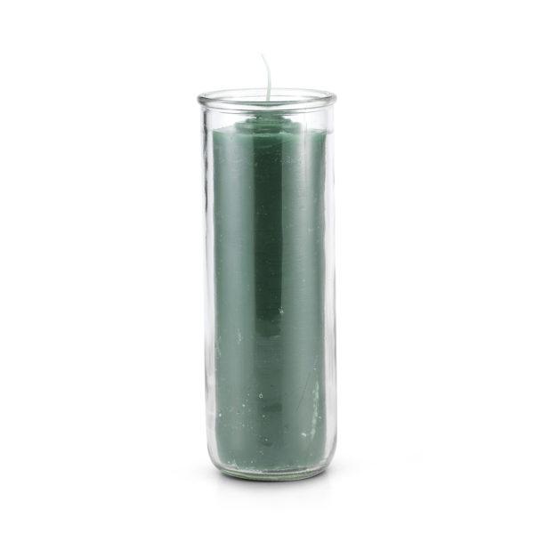green candle money magic